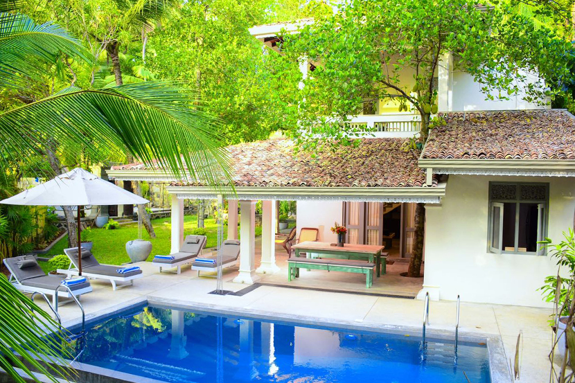 Luxurious Villa Close To The Beaches Of Talpe And Unawatuna